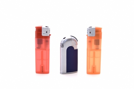 Gas lighter Stock Photo - 12517230