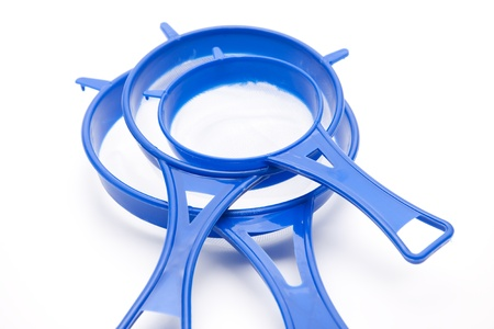 Plastic sieve Stock Photo - 12519756