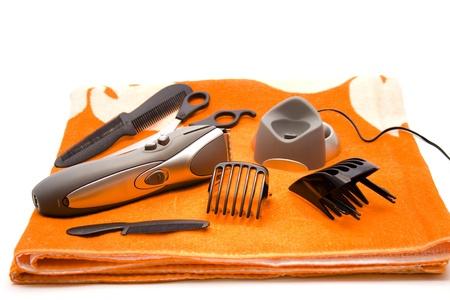 Hair edge machine Stock Photo - 12795591