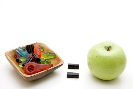 liquorice: Apple and liquorice