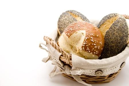 lye: Lye bread rolls in the phloem basket