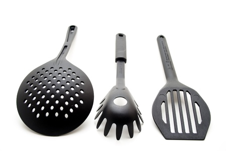 Plastic cutlery Stock Photo - 13134089