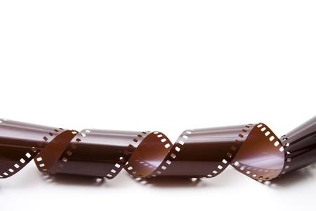 negatively: Camera film