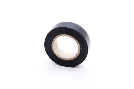 budgetary: Black Sticking bound Stock Photo