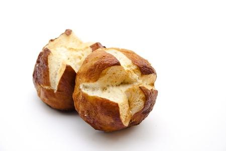 lye: Lye bread rolls