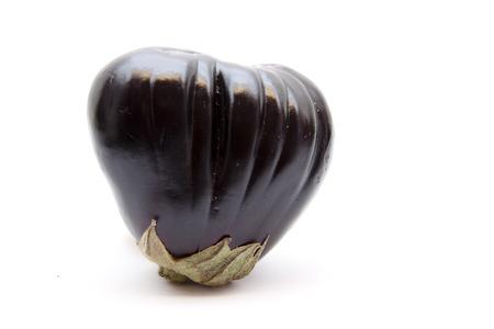 aubergine: Fresh aubergine