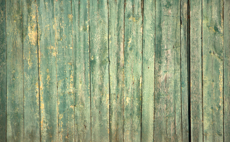 The old green wood texture with natural patterns Archivio Fotografico