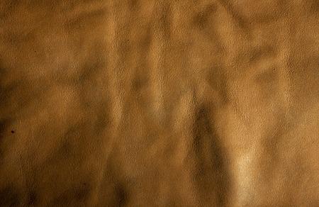 Yellow skin texture. Natural, environmentally friendly material close up
