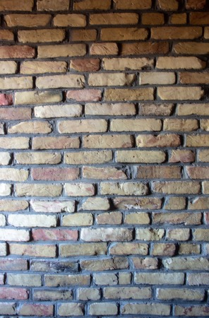 The sample of brick wall texture background close up 版權商用圖片