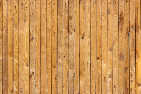 Vecchia struttura di legno gialla. Superficie del pavimento Archivio Fotografico