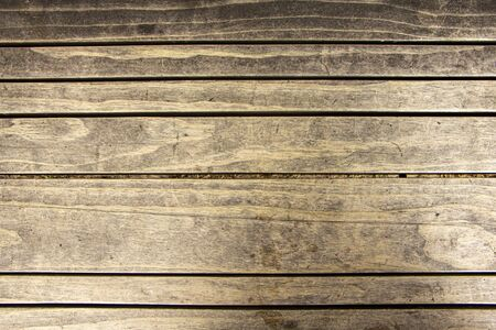 Old Yellow wood texture. Floor surface