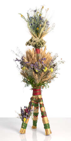 Didukh is a symbol of harvest, prosperity, wealth, immortal ancestor, founder of the family, spiritual life of Ukrainians, amulet of the family.
