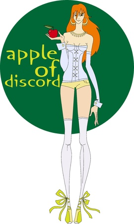 discord: apple of discord
