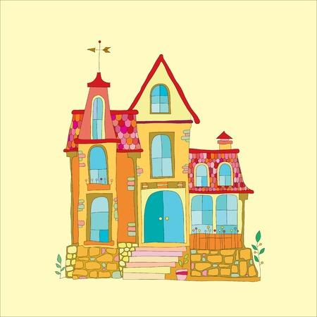 belle maison dans laquelle vous vivrez heureux!