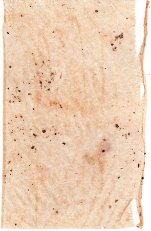 papel quemado: Papel arrugado envejecido