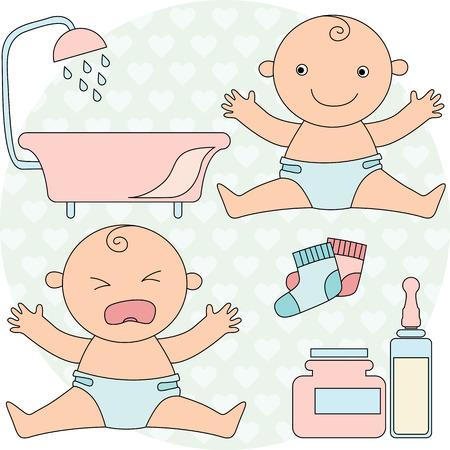defenseless: happy child