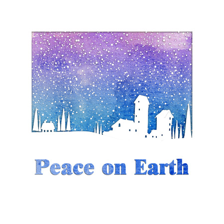 Peace on Earth.