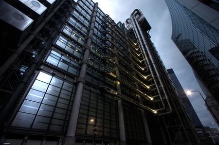 lloyd's: Lloyds building, London, England Stock Photo