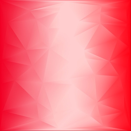 glow: Polygon abstract background illustration design