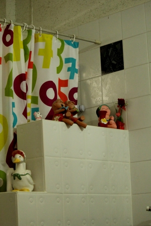 Bathrooms are decorated in Thailand Stock Photo - 17258912