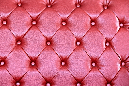 buttoned on the red texture pattern repeat. photo