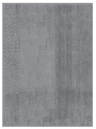 Dirty old black and gray background with a discoloration Vector
