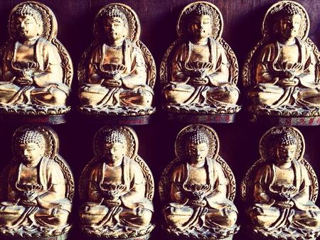 moine: 4 paires de saint moine Banque d'images