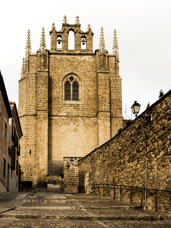Monastery San Juan des los Reyes, Toledo, Spain