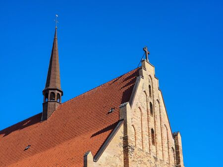 Abbey of the Holy Cross, Rostock, Germany Editorial