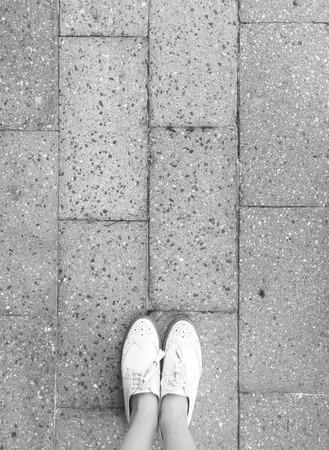 first step: ersten Schritt