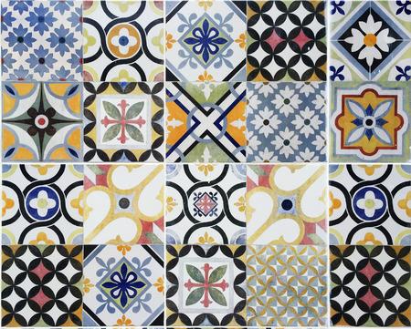 random: random tile