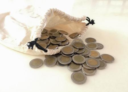 recoger: recolectar dinero para la libertad financiera