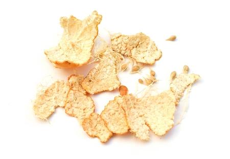 favoring: orange peel Stock Photo