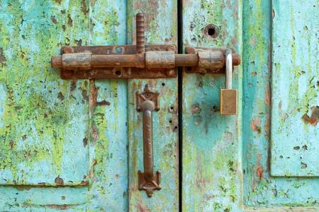 vintage door photo