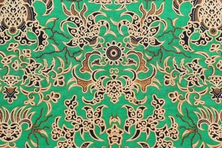 Batik Indonesia Stok Fotoğraf