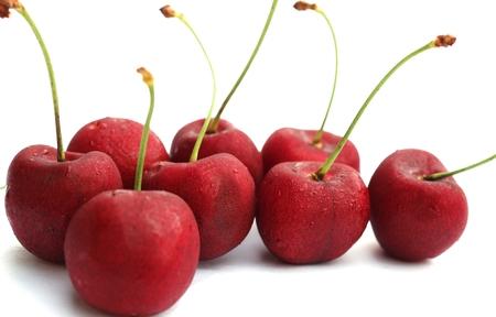 red cherry photo