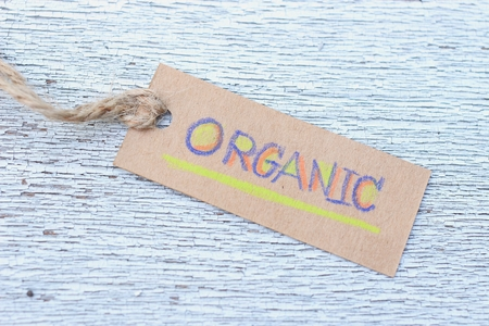 lable: Organic lable