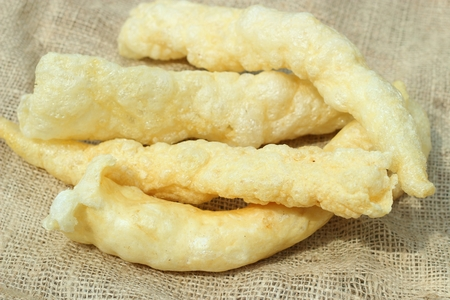 maw: fish maw Stock Photo