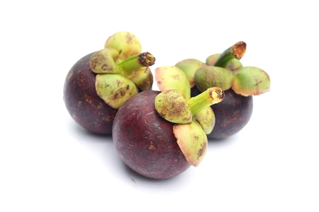 mangosteen: mangosteen Stock Photo