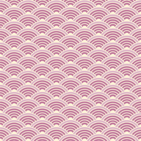 squamous: Vector background of a scaly pattern Illustration