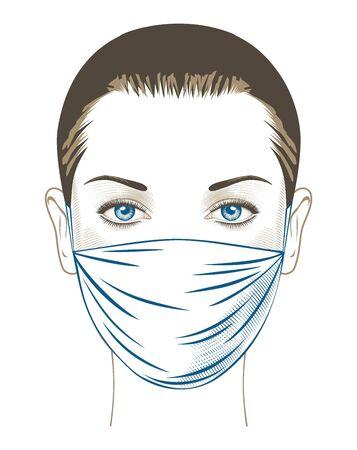 Corona virus quarantine.