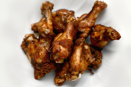 Food & Cuisine : Fatty Fried Chicken Wings
