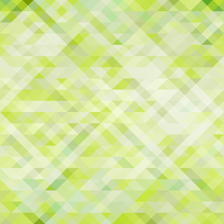 pale green: Geometric pale green pattern with triangles