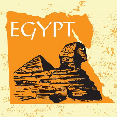 sphinx: Gran Esfinge de Giza