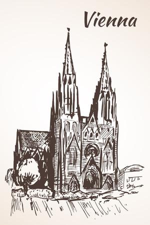 votive: Votive Church, Vienna