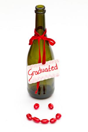 Bottle graduated