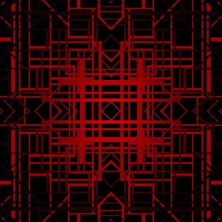 slanted: Estilo Art deco vector patr�n geom�trico Vectores