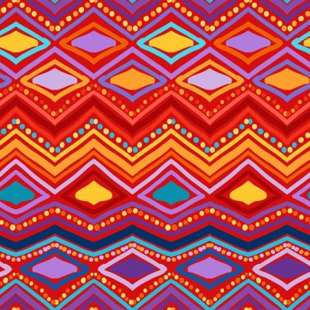 Zigzag seamless pattern.