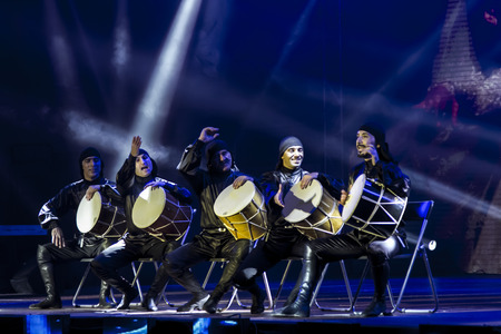 nation: Russia Caucasus Nation drummers