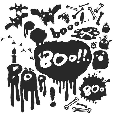 Boo Ink Doodle Set